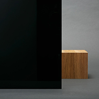 3Mジャパン ファサラ ガラスフィルム SH2BKOP オぺークブラック